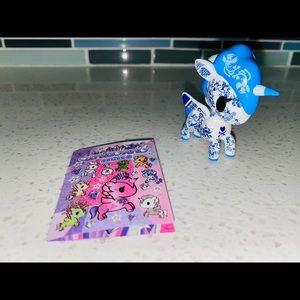 Tokidoki Unicorno series 8 unicorn figurine